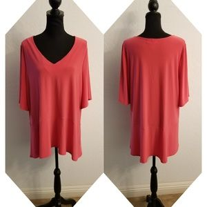 Diana Bell Top Plus Size 2X